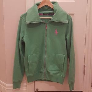 Polo Golf Ralph Lauren woman jacket green